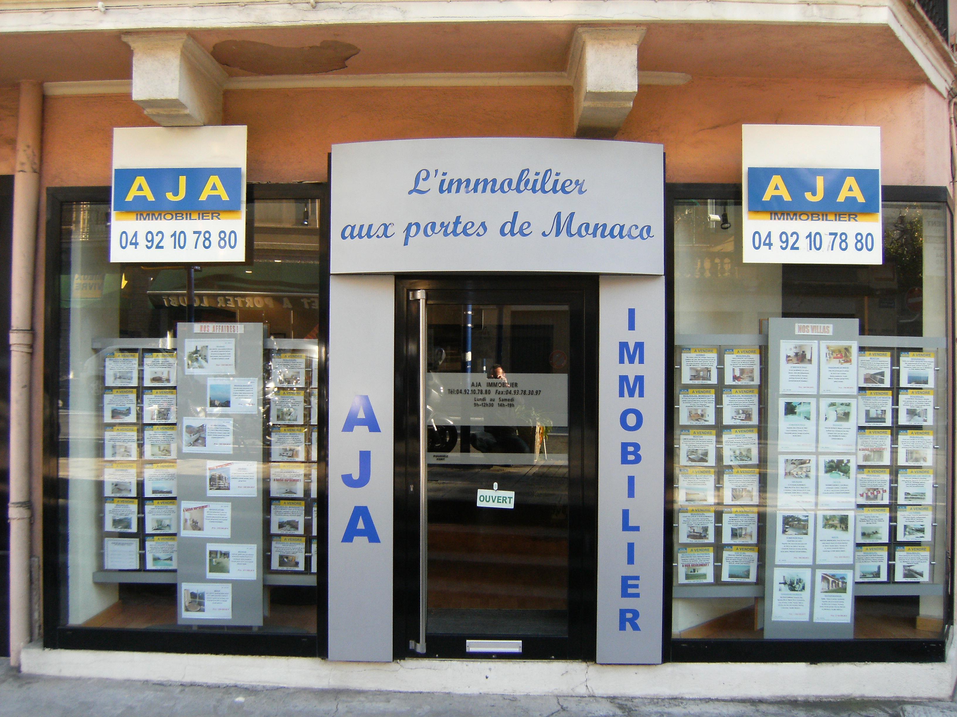 Image de l'agence A.J.A Immobilier