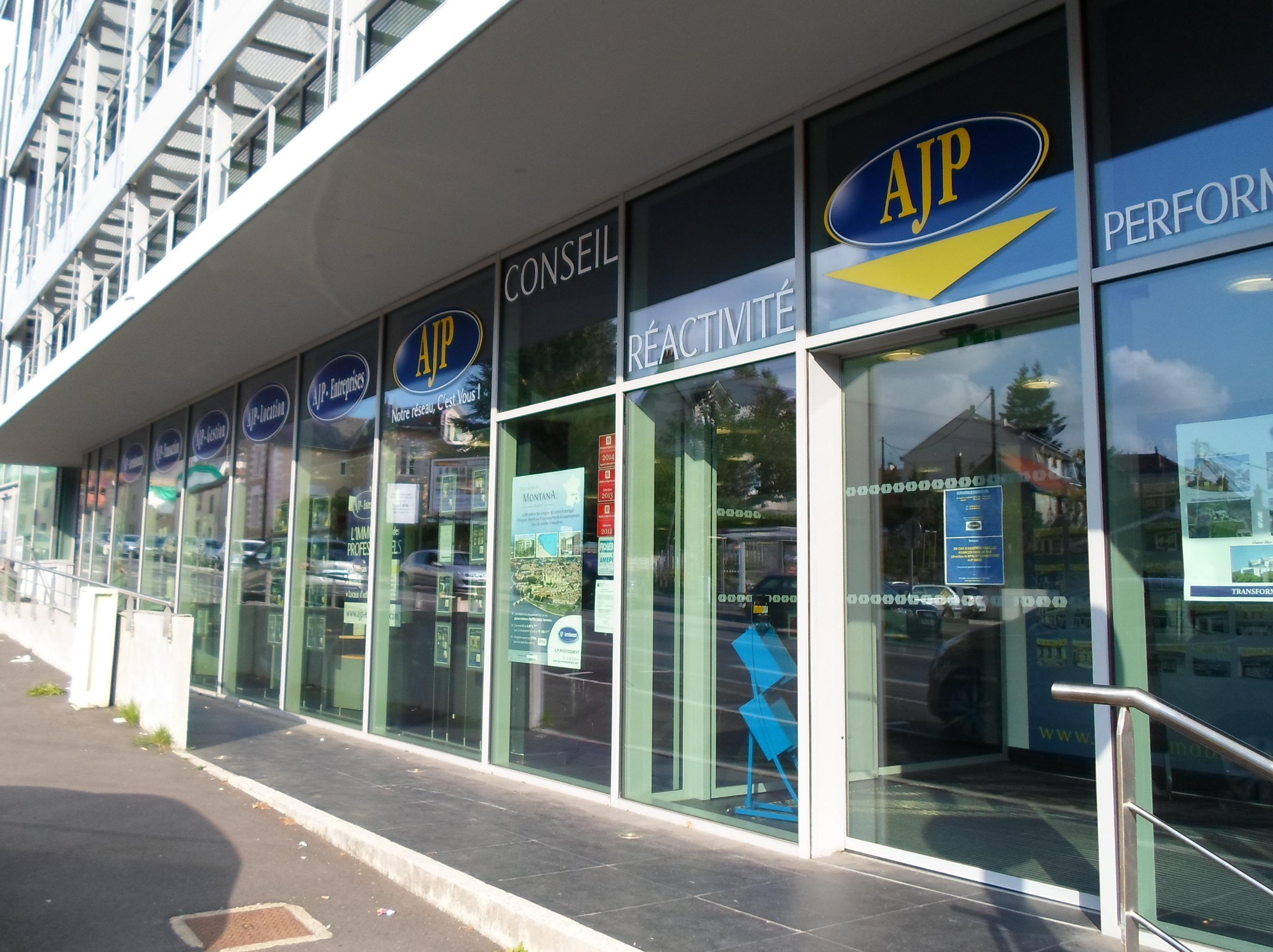 Image de l'agence AJP Immobilier - Nantes Nord