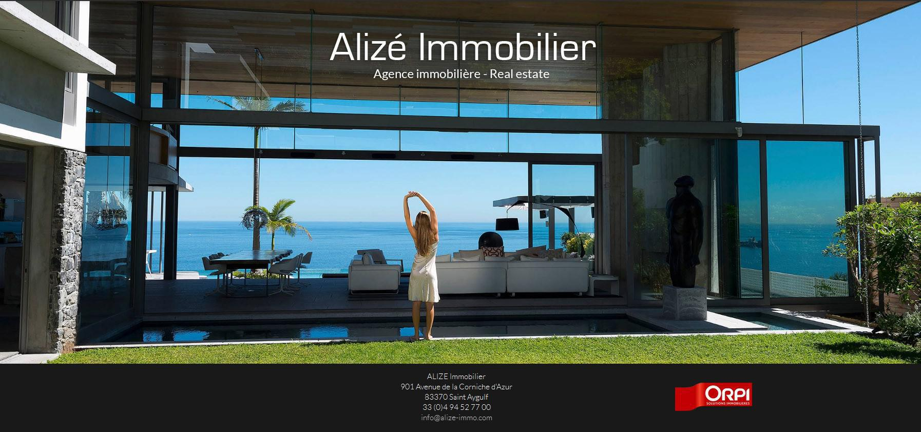 Image de l'agence Alize Immobilier Orpi