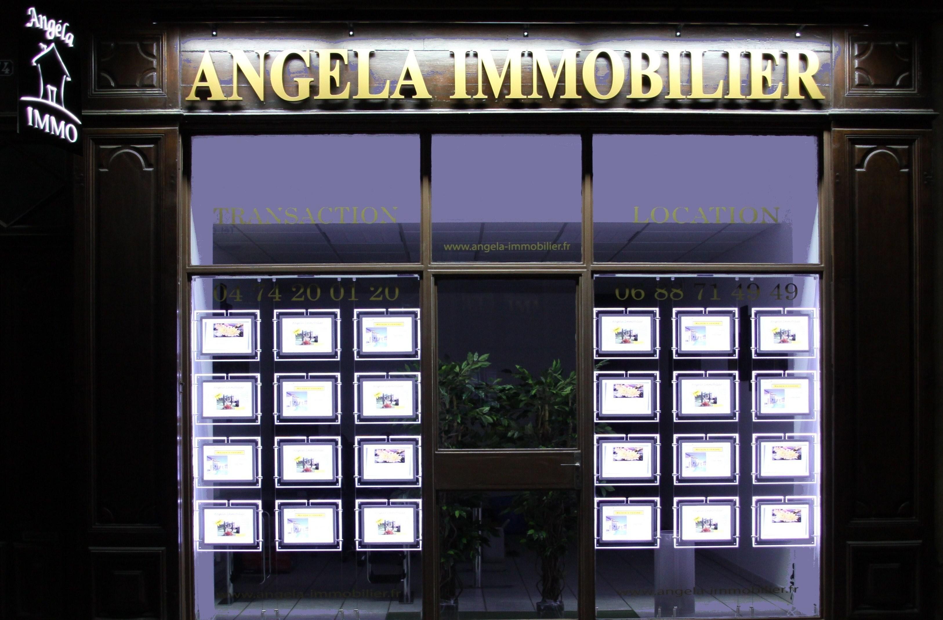 Image de l'agence Angela Immobilier