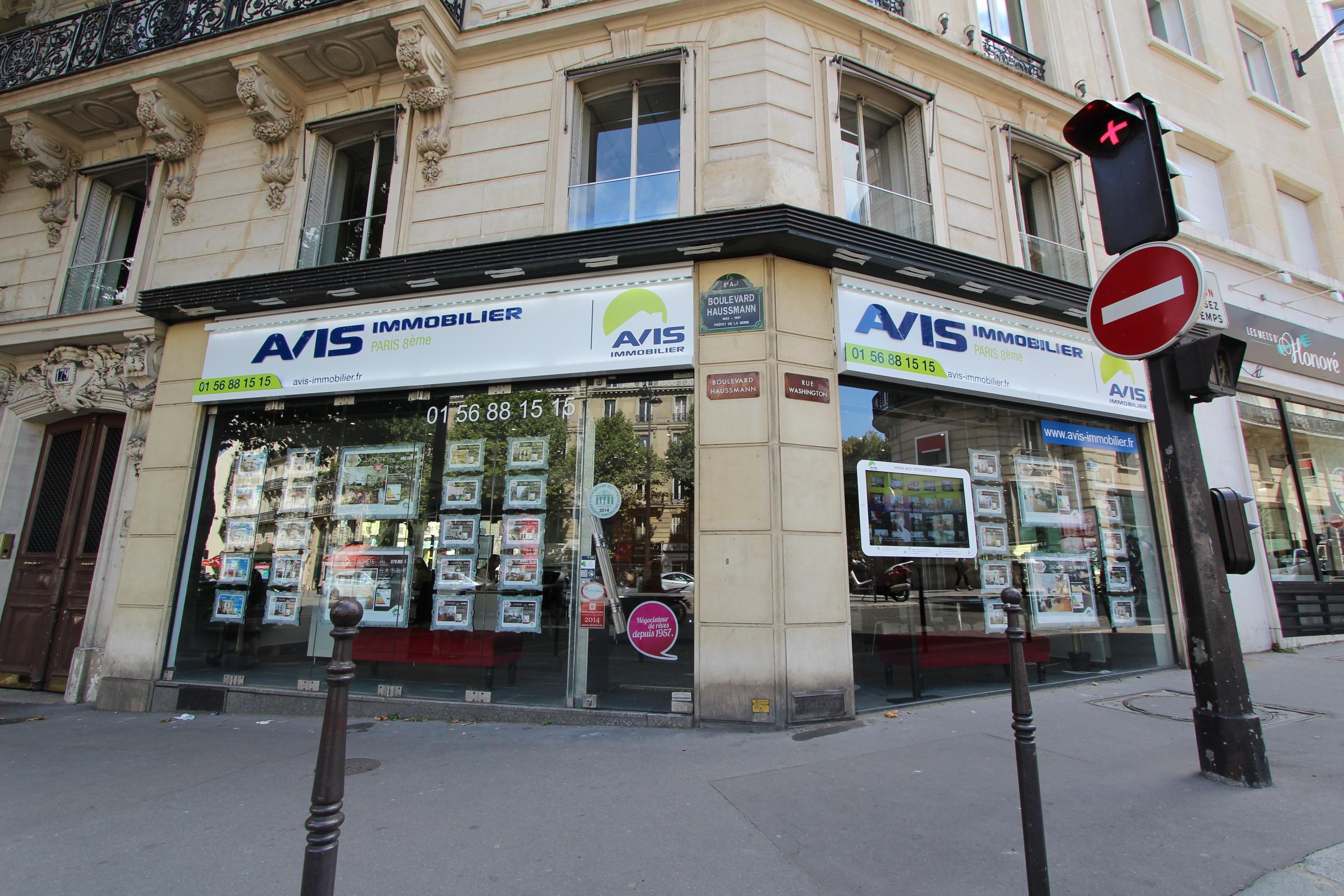 Image de l'agence Avis Immobilier - Paris 8