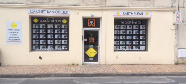 Image de l'agence Barthelemi cabinet immobilier