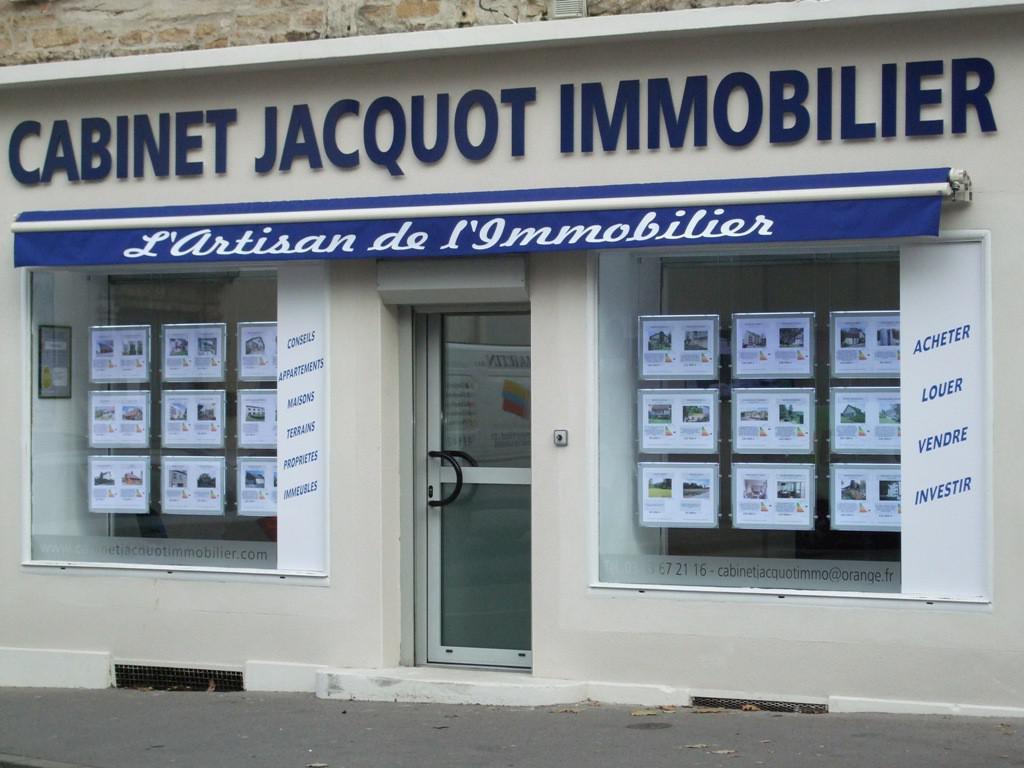 Image de l'agence CABINET JACQUOT IMMOBILIER