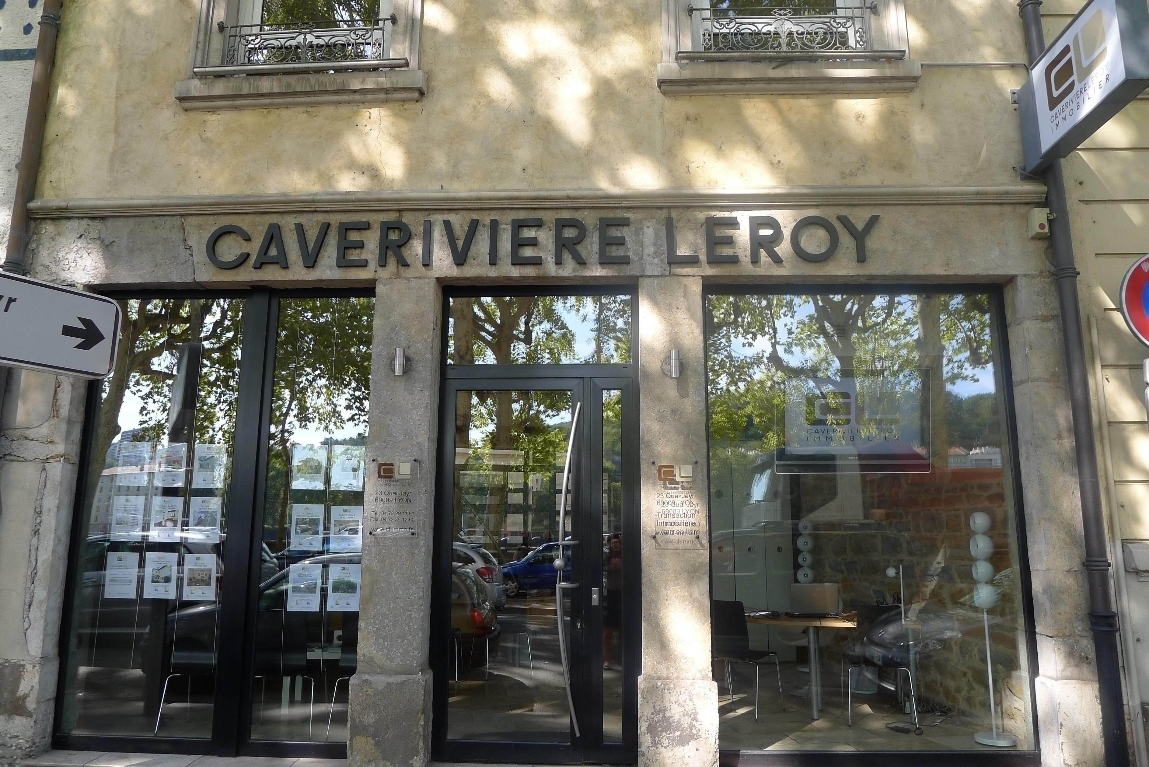 Image de l'agence Caveriviere Leroy Immobilier