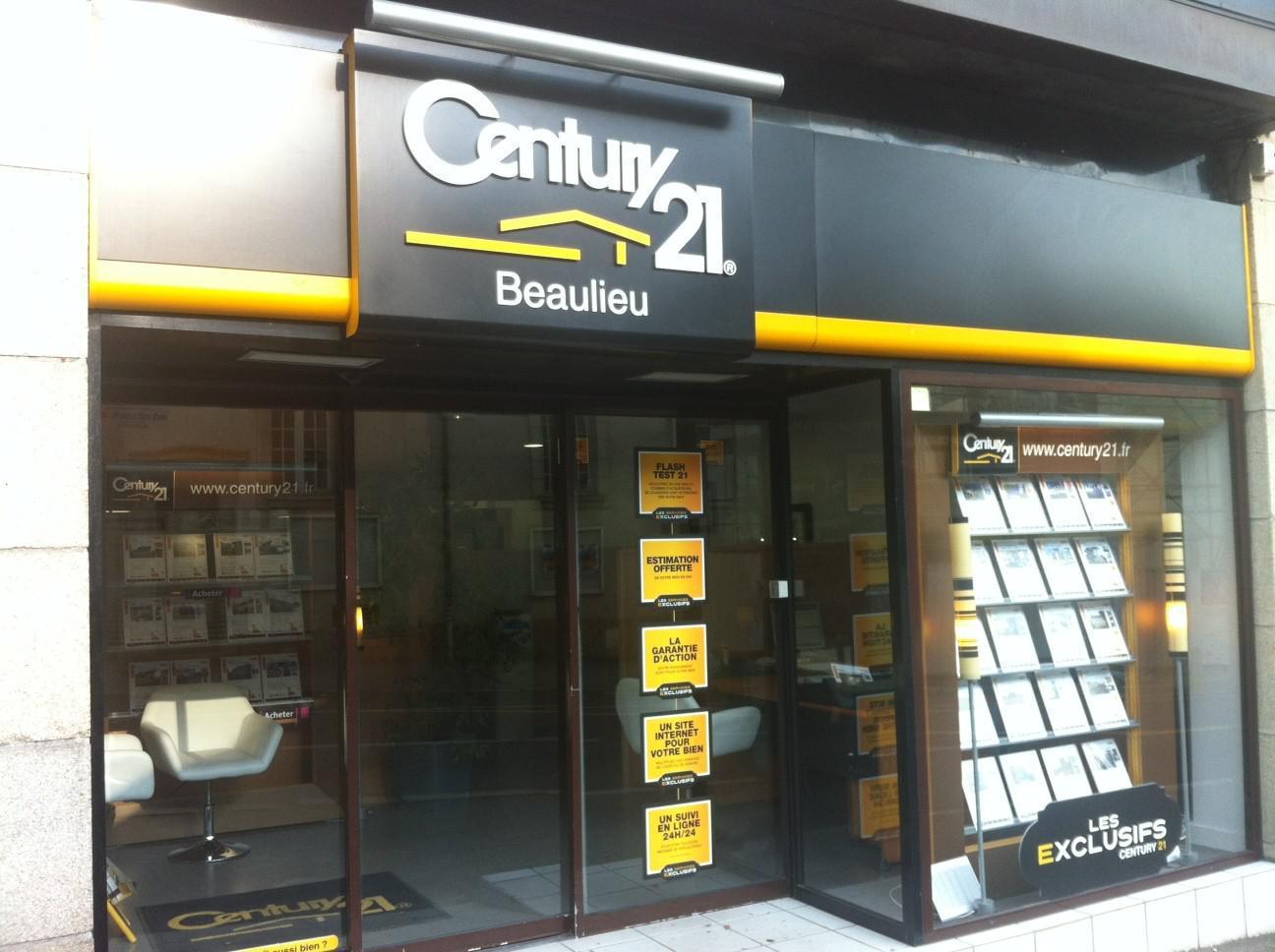 Image de l'agence Century 21  Beaulieu Immobilier SARL