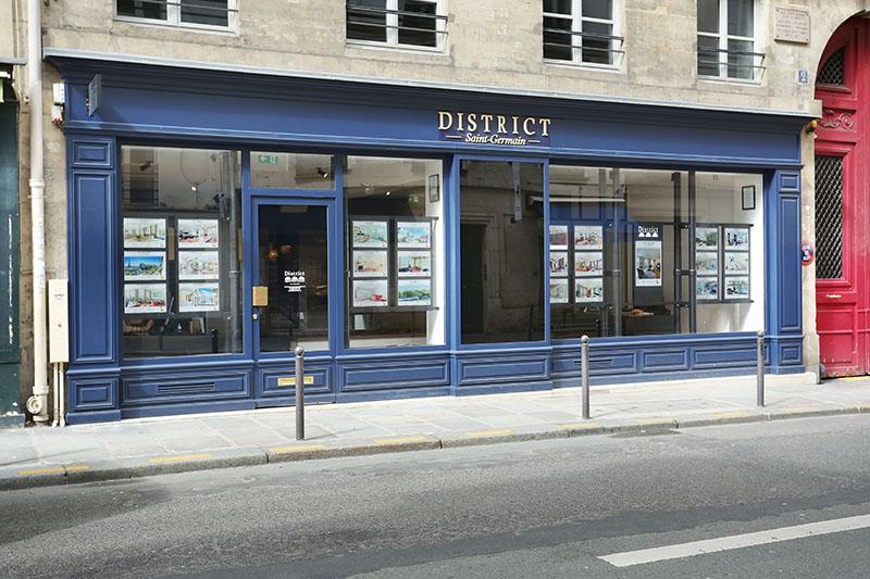 Image de l'agence District Saint-Germain