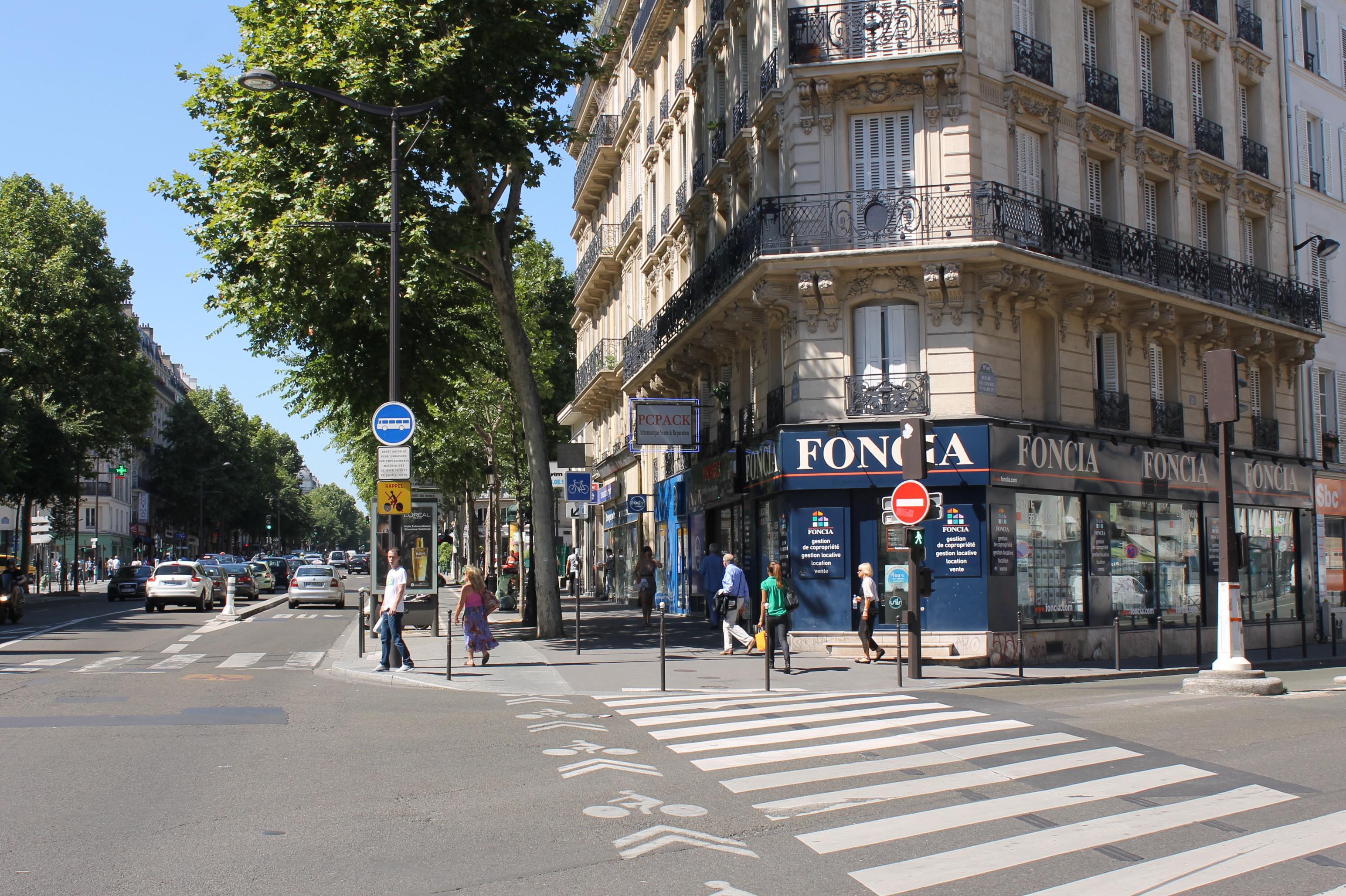 Image Agence : Foncia Magenta