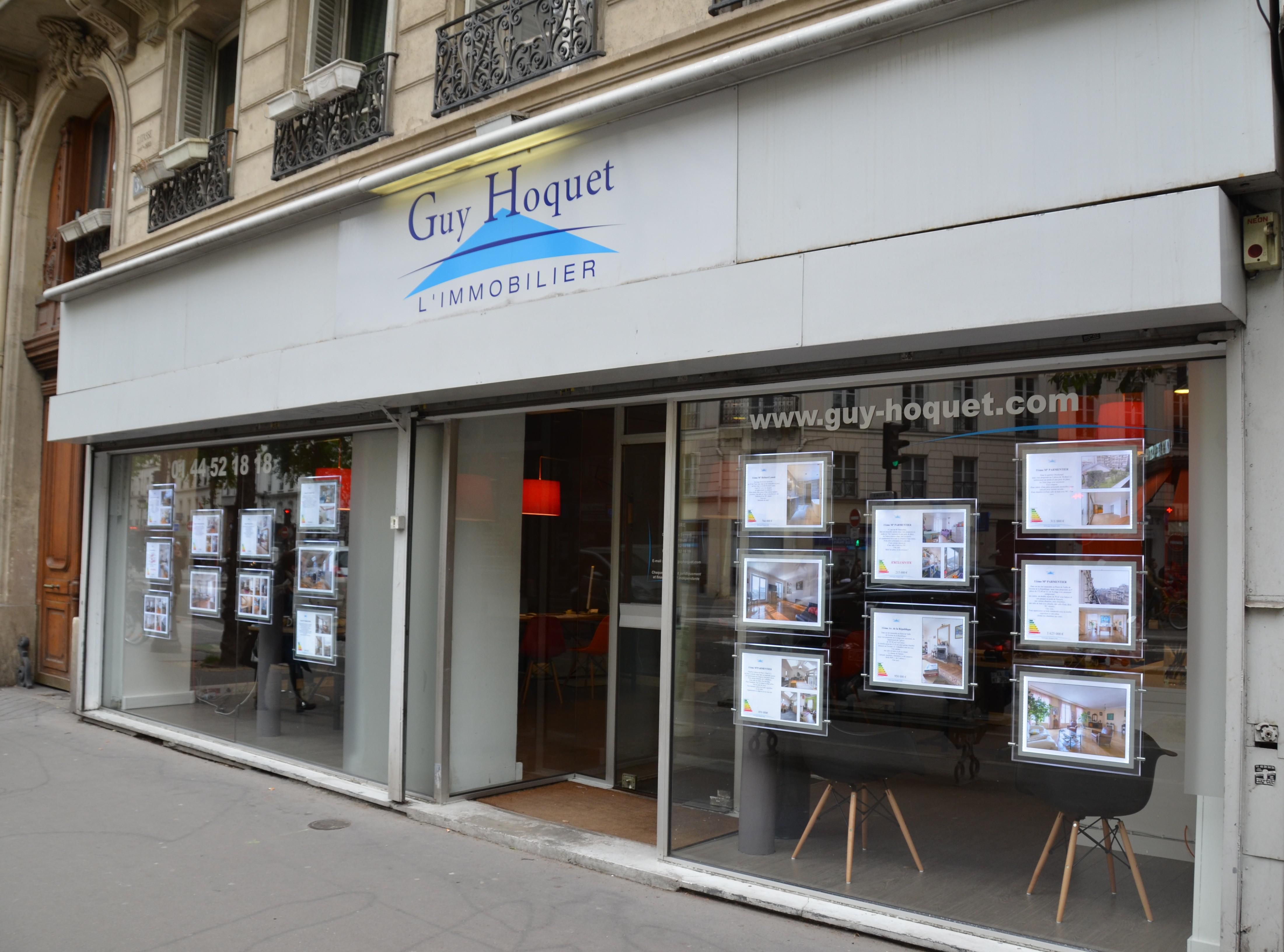 Image de l'agence Guy Hoquet L'Immobilier 10 eme