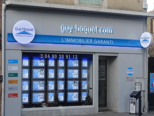 Image de l'agence Guy Hoquet l'Immobilier - Orange