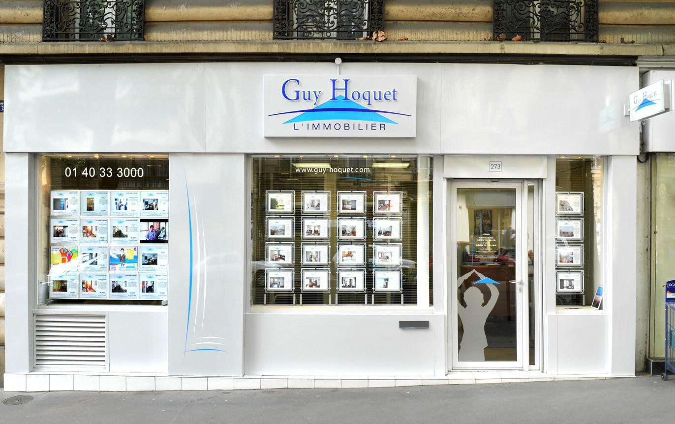 Image de l'agence Guy Hoquet l'Immobilier - Paris 20