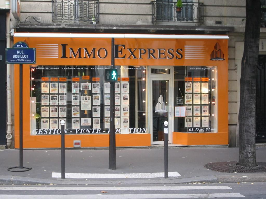 Image de l'agence Immo Express
