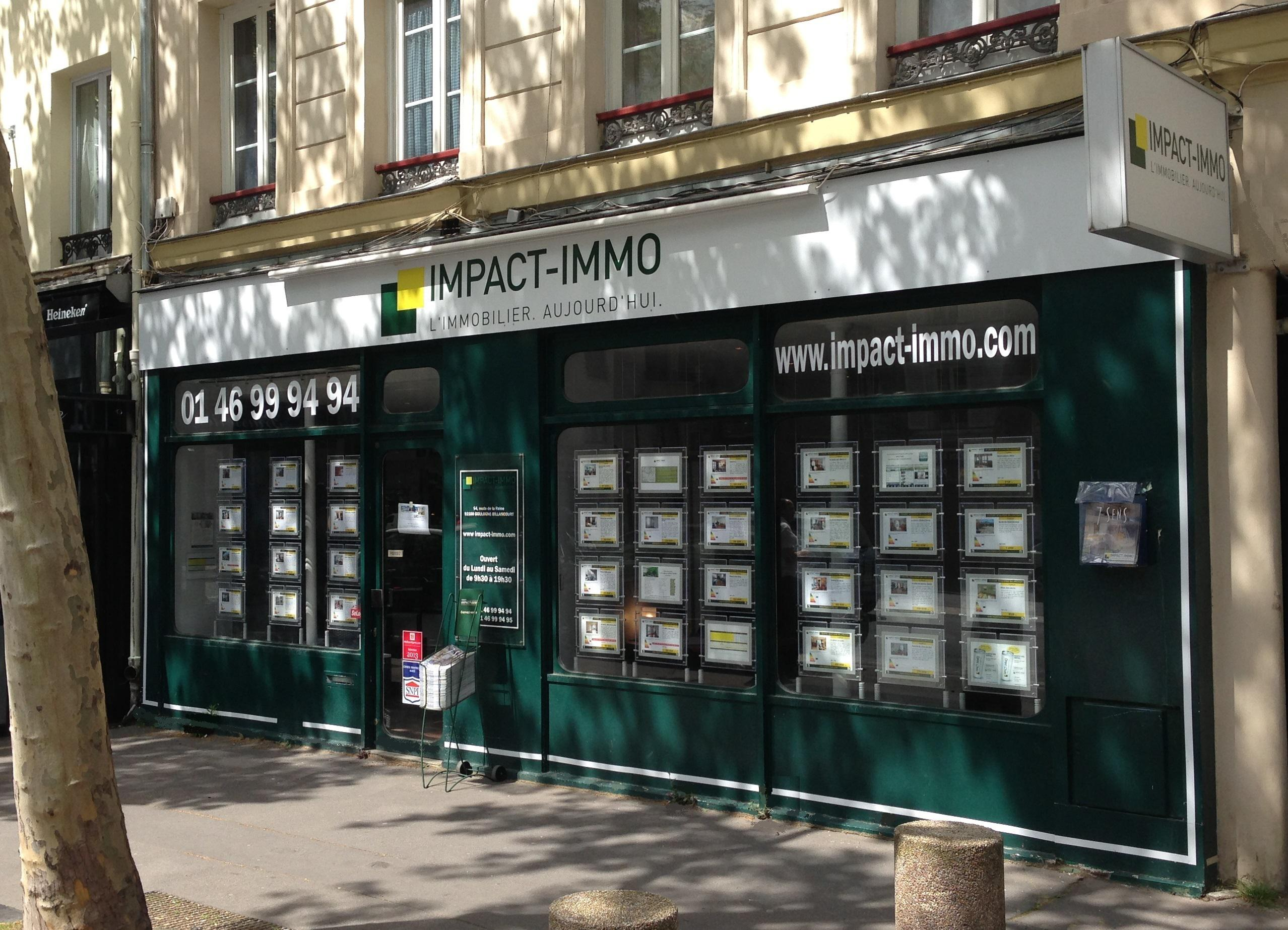 Image de l'agence Impact Immo - Boulogne