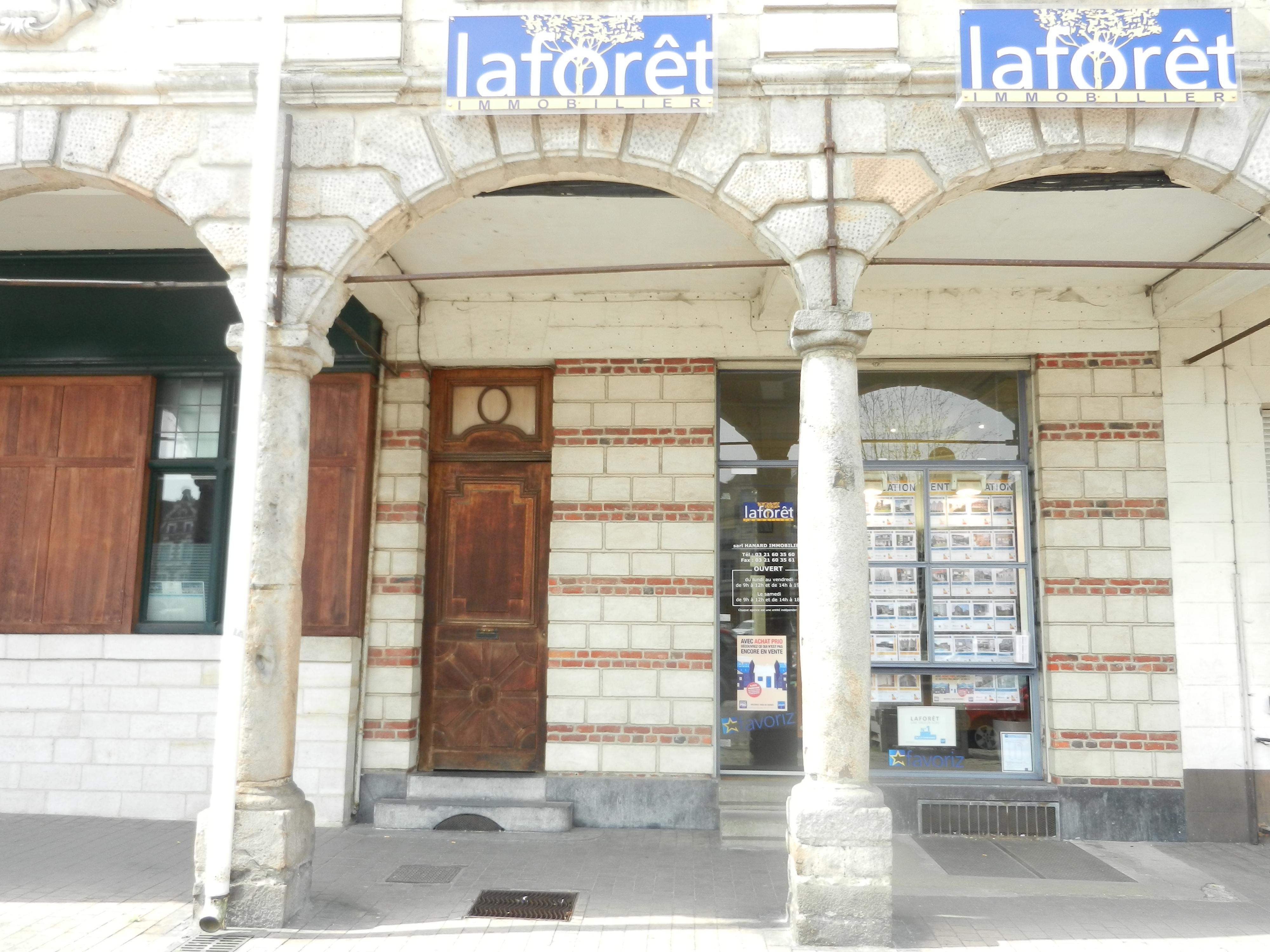 Image de l'agence Laforêt - Arras