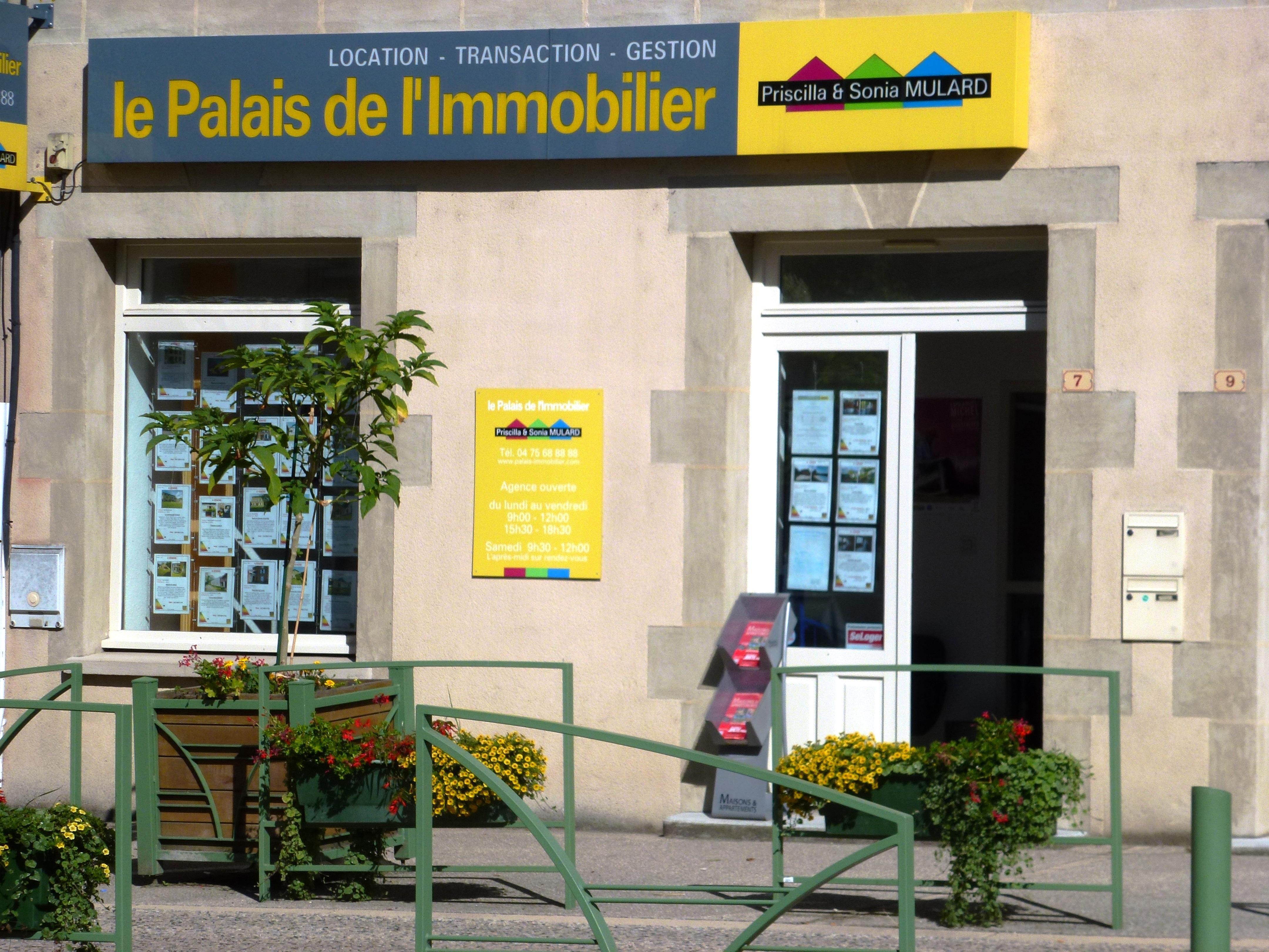 Image de l'agence Le Palais De L'immobilier