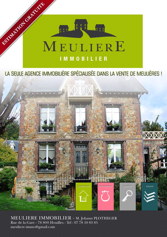Image de l'agence Meulière Immobilier