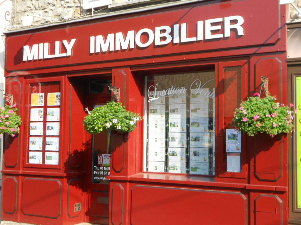 Image de l'agence Milly Immobilier