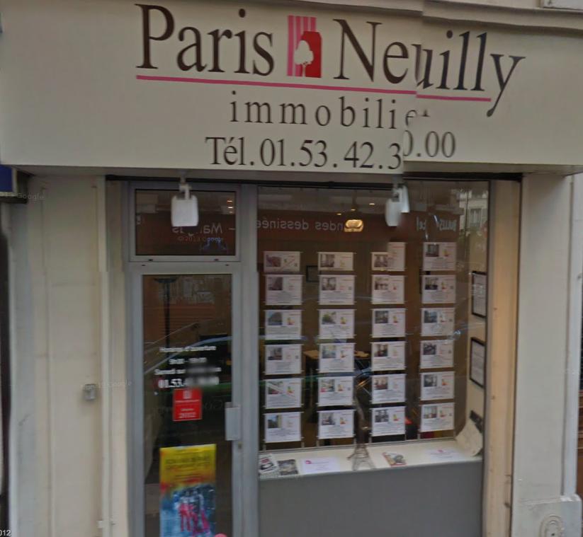 Image de l'agence Paris Neuilly Immobilier - Dames