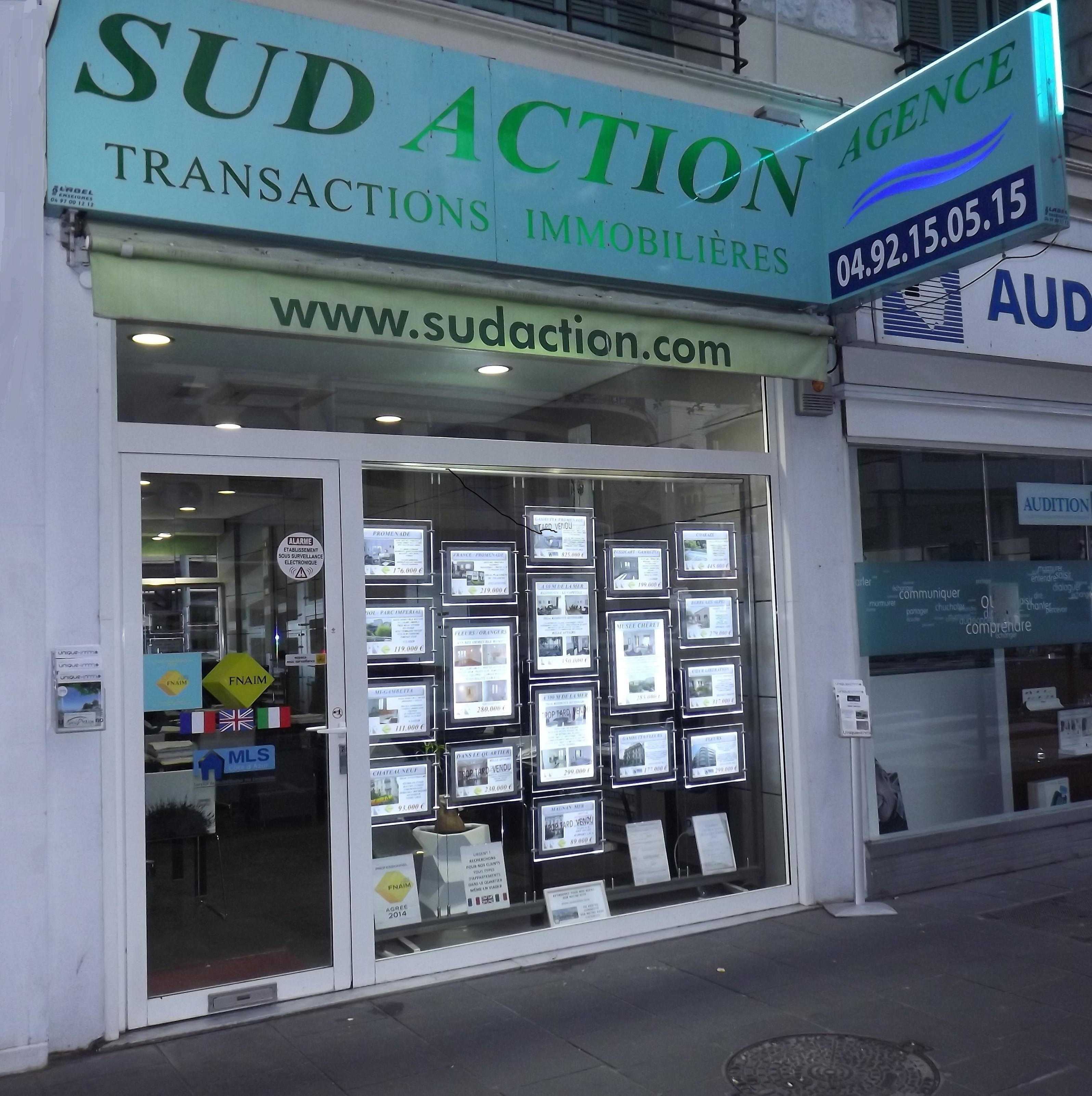 Image Agence : Sud Action Immobilier